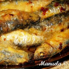 * Delights and Company *: Baked Sardines Sardine Recipes, Fish Recipes, Seafood Recipes, Baking Recipes, Seafood Dishes, Fish And Seafood, Sardines Au Four, Baked Whole Fish, How To Cook Fish