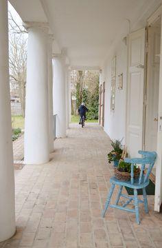 Balcony Bar, Cottage House, Terrace Garden, Countryside, Exterior, Patio, Traditional, Outdoor Decor, Home Decor