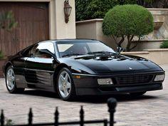 Ferrari 348GTB Enjoy Car, Ferrari 348, Ferrari World, Indy Cars, Car Manufacturers, Maserati, Classic Cars, Modern Classic, Cars Motorcycles