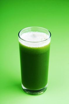 I'm hooked on these... Green Smoothie (tastes better than it looks!)