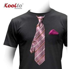 T-Shirt with Tie