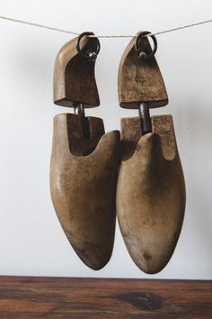 Old Wood Shoetree - NOMAD ATELIER