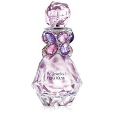 Vera Wang Be Jeweled (EDP, 50ml – 75ml) (100 NZD) ❤ liked on Polyvore featuring beauty products, fragrance, perfume, beauty, makeup, accessories, filler, pink fragrance, eau de perfume and fruity perfumes