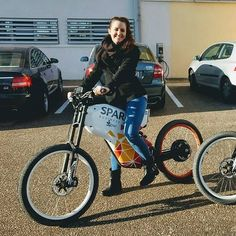 """289 Likes, 3 Comments - Ebike (@ebike_eu) on Instagram: """"@lifeatspark kill all gender relations. This girls are programmers ,as well as ebikers. They drive…"""""""