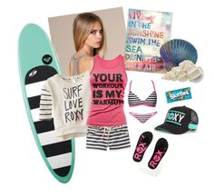 """Roxy at Home"" by foreevers ❤ liked on Polyvore featuring Roxy"