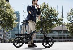 La bicicleta híbrida plegable Peugeot eF01 ya disponible en España
