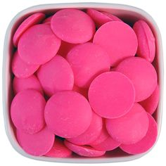 Pink Candy Melts - Merckens 1LB