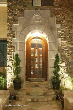 Exterior Lighting,Front Entry/Doors