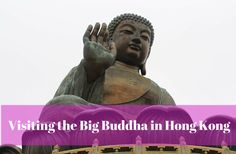 Visiting the Tian Tan Buddha on Lantau Island always features on people's Hong Kong bucket lists. More commonly known as the 'Big Buddha', a daytrip over to see this famous landmark makes for a fun adventure with the kids.