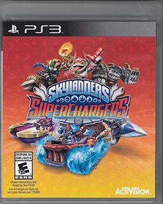 Skylanders Superchargers Standalone Game Only for PS3    Visit the image  link more details. 8f65f951f91cb