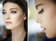 Backstage Beauty! Do The Dior Eyeliner