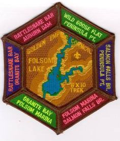 Hiking the Folsom Lake Trek 298b85d1ae8