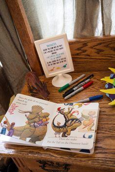 Dinosaur board book guest sign in - Lizette Landa - Birthday Party Dinosaur First Birthday, Birthday Book, Fourth Birthday, 3rd Birthday Parties, Birthday Ideas, Baby Shower, First Birthdays, Board Book, Boards