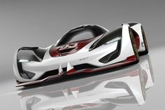 Making of the SRT Tomahawk Vision Gran Turismo, a wholly digital creation by Fiat Chrysler Automobiles for the Gran Turismo 6 video game. Gallery and Featured Images Source : Gran-Turismo Bugatti, Maserati, Ferrari, Automobile, Futuristic Cars, Future Car, Automotive Design, Amazing Cars, Fast Cars