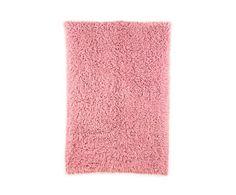Tapis FLOKATI laine, rose - 122x183