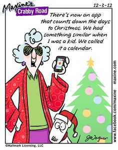 The Funny Beaver Funny Daily Pictures July 30 2014 - Maxine Humor - Maxine Humor meme - - The Funny Beaver Funny Daily Pictures July 30 2014 The post The Funny Beaver Funny Daily Pictures July 30 2014 appeared first on Gag Dad. Christmas Apps, Days To Christmas, Christmas Jokes, Christmas Countdown, Merry Christmas, Christmas Wishes, Christmas Christmas, Xmas Jokes, Christmas Comics