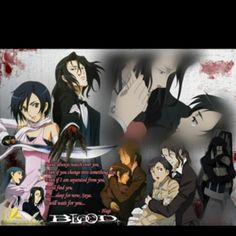 Blood+ is another great vampire anime that will leave you wanting more! Anime Nerd, All Anime, Me Me Me Anime, Manga Anime, Anime Stuff, List Of Anime Shows, Final Fantasy Legend, Blood Wallpaper, Blood Anime
