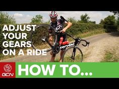 How To Adjust Your Gears On A Ride - Roadside Maintenance - YouTube