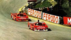 Spa 1975 Alfa Romeo 33TT12
