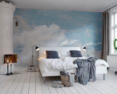Papier peint Cloud Puff de Rebel Walls