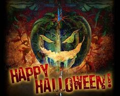 Happy Halloween to all the Bon Jovi fans around the globe! Fröhliches Halloween, Halloween Quotes, Halloween Pictures, Vintage Halloween, Wallpaper For Facebook, Wallpaper Backgrounds, Wallpapers, Plants Vs Zombies, Halloween Backgrounds