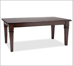 Pottery Barn Montego Dining Room Table | Dining room