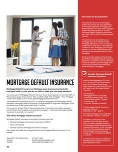 Do you know what Mortgage Default Insurance is?