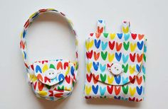 Cute Doll Clothes. Barbie Bags. Cute Barbie by StudioAPlus on Etsy