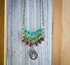 Lucky Colors Necklac