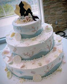 My wedding cake✨ 披露宴で1・2を争う楽しみだったもの 出てきた瞬間めっちゃかわいい〜!ってなったウェディングケーキ❤ 高砂に合わせたアリエルデザインです✨ みんな写真撮っててくれて嬉しかったなあ〜❤❤❤ デザインかなりこだわったので、パティシエさんに感謝❤(❁ᴗ͈ˬᴗ͈) 食べたかった.. #2018春婚 #ちーむ0407 #卒花 #卒花嫁 #卒花レポ #卒花嫁レポ #ウェディングケーキ #ウェディングケーキデザイン #アリエルグッズ #ディズニー #ディズニーテーマ #ディズニーテーマウェディング #ディズニー風結婚式 #ディズニー風ウェディング #アンダーザシー #隠れミッキー #アリエルウェディングケーキ #wedding #weddingcake #weddingreportage #ariel #disney