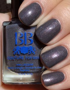 """BB Couture for Men in Jealousy (Fall 2011 """"Sinfully Polished"""" collection, $10.95)."""