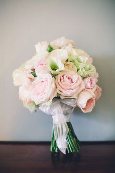 All English Rose bouquet