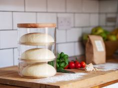 Uuni Stack - a clever way to prove dough & store ingredients [PRE-ORDER]