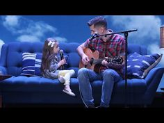 (180) Adorable Singing Father-Daughter Duo Performs 'You've Got a Friend in Me'! -   Clare & her dad Dave on Ellen in Feb 2017 on YouTube.  A real cutie and very talented.