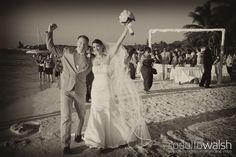 Caribbean Beach weddings, Roatan Island, Honduras