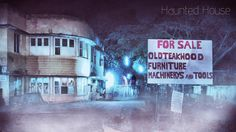 Haunted House #haunted #ghostly #bengaluru #ghosts #manipulated #edited #deepstudio #old #mobilephotography #mobileedit www.deep.studio