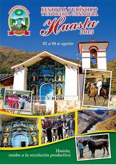 Ancash: Expo Feria Agropecuaria y Turística Huasta 2015