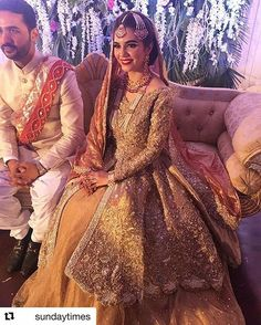 Pakistani bride in Omorose