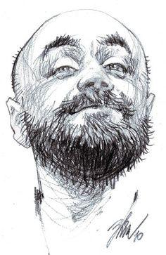 хулиганский автопортрет