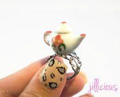 tea pot ring
