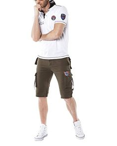 Nebulus Shorts Boody  [Oliva]