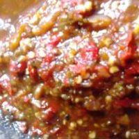 Lentil salad with caramelized vegetables and orange - Healthy Food Mom Sambal Sauce, Sambal Recipe, Gourmet Recipes, Asian Recipes, Vegetarian Recipes, Healthy Recipes, Indonesian Food, Indonesian Recipes, Cooking Tips