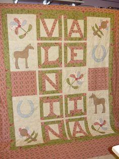Customized quilt