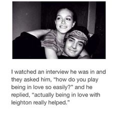 This is why I love Ed Westwick