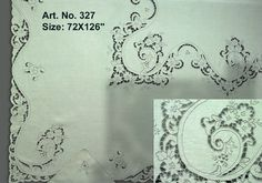cotton hand embroidery oblong tablecloths