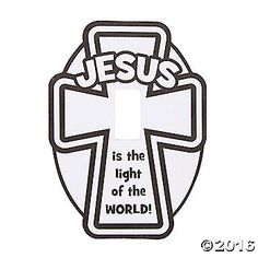 Each cover is imprinted with Jesus is the light of the world! Includes adhesive tabs on the back. Paper. 4 1/4 x 6 © OTC