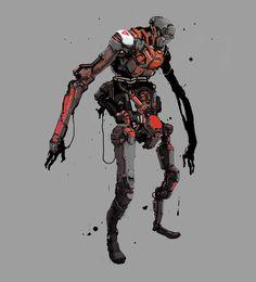 Deprecated robot