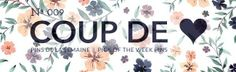 Pins de la semaine | Pins of the Week N.009 @Places & Co.