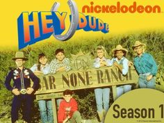 hey dude. I loved this show when I was little!