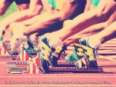 Dia do Atleta Profissional ♦ 10 de Fevereiro -  Senhora Inspiração! Blog